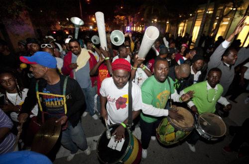 Article : Le rara en Haïti pour réduire les distances