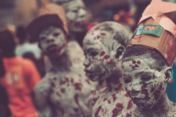 En Haïti le rara ne connait pas de limites d'âge