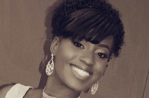 Article : Samantha Colas, la star des enfants en Haïti